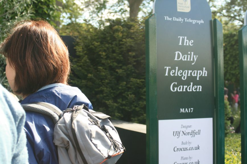 The Daily Telegraph Garden